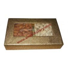 Cashawnut  + Almonds