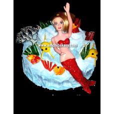Mermaid ocean angel (2 kg)