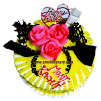 PINEAPPLE CHOCOCHIP DELIGHT CAKE